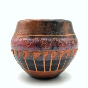 Native American Pottery Horsehair Beautiful